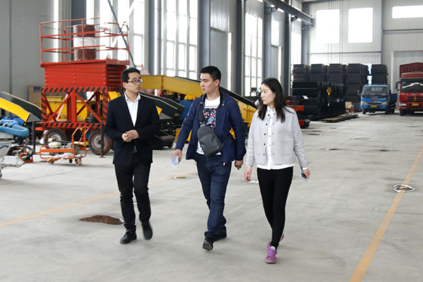 Warmly Welcome Heilongjiang Merchants to Visit China Coal Group for Purchasing