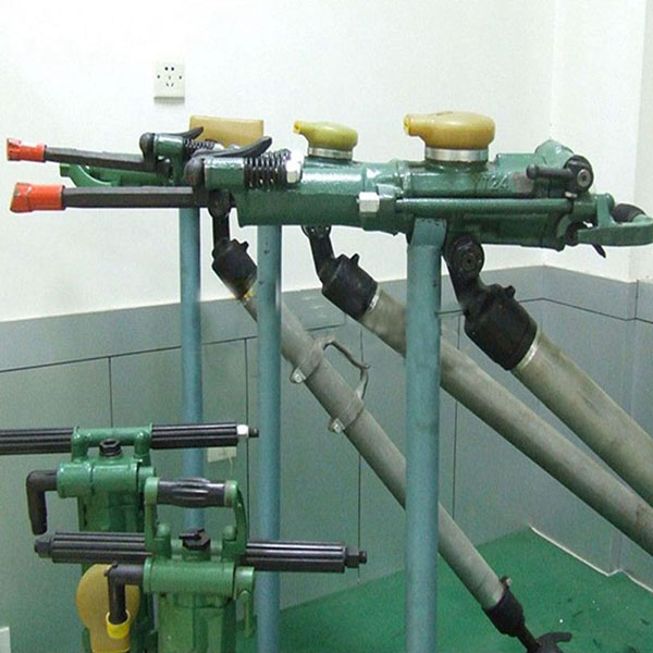 Y24 Manual Pneumatic Rock Drill
