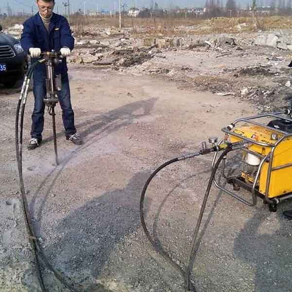 BH26 Hand Held Hydraulic Rock Drill
