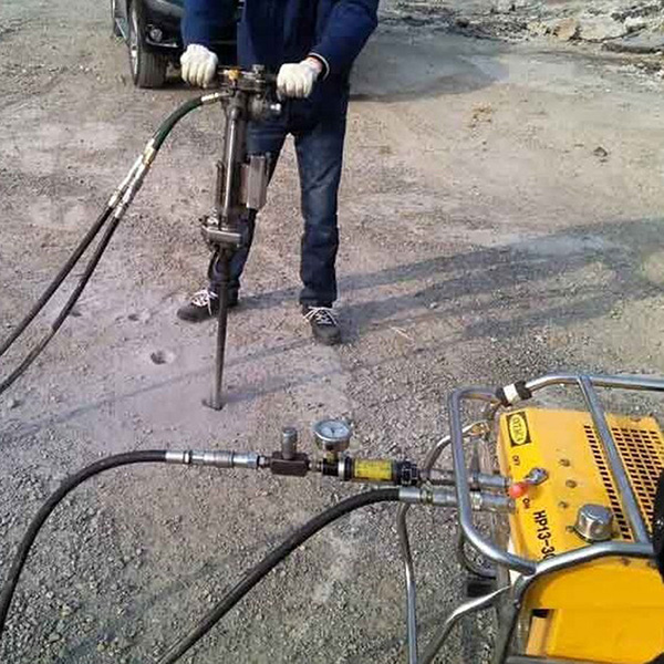 BH26 Hand Held Hydraulic Rock Drill: Changzhi, Shanxi Province