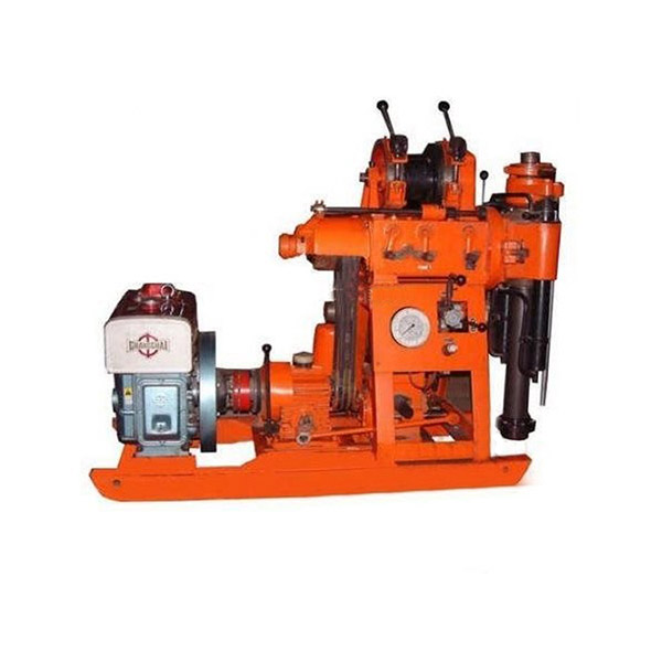 XY-2 Rotary Borehole Water Well Drilling Rig Equipment