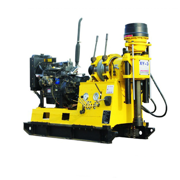 XY-3 Borehole Water Well Drilling Rig Machine