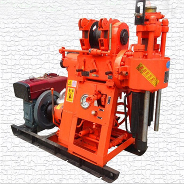 XY150A Truck Mounted Borehole Drilling Rig for Water