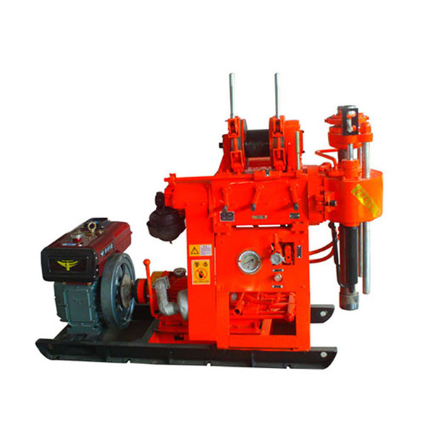 GK200 Portable Diesel Water Well Digging Machine
