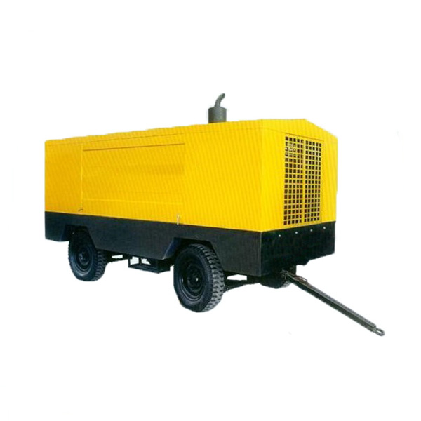 Piston Air Compressor for Mining Use