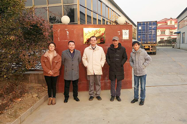 Malaysian Merchant Visit China Coal Group for Water Well Drilling Rig