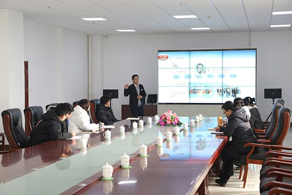 New Employee Induction Training Forum Hosted By China Coal Group