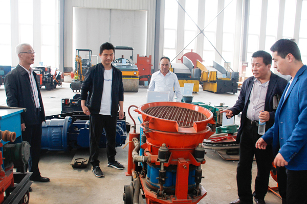 Warmly Welcome North Korean Merchants To Visit China Coal Group For Inspection And Purchases