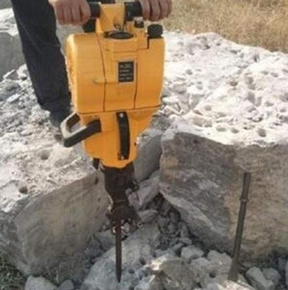 Reasons For Difficult Start Of Gasoline Rock Drill