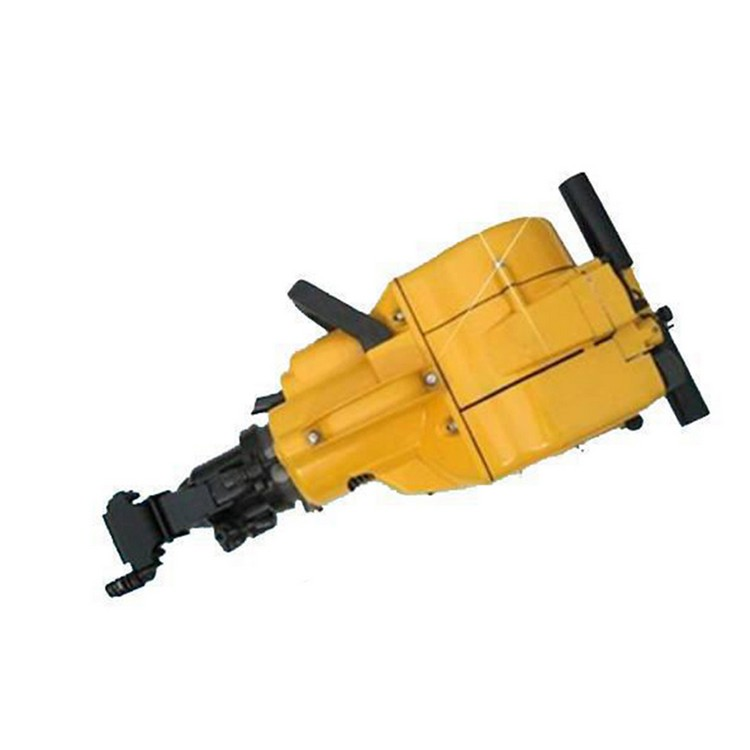 What Are The Characteristics And Advantages Of Gasoline Rock Drills