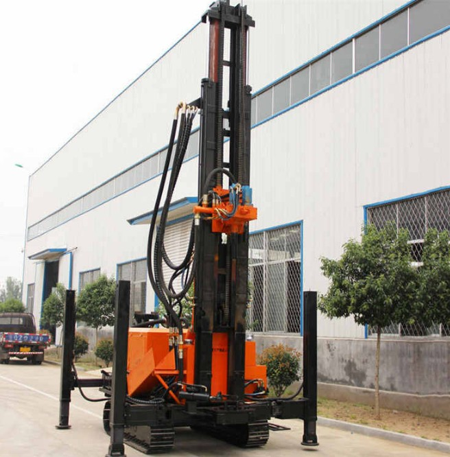 Advantages Of Full Hydraulic Water Well Drilling Rig