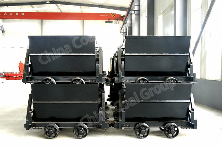 China Coal Group Sent A Batch Of Mine Car Equipment To Two Major Mining Areas In Inner Mongolia
